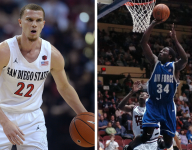 All-Time Mountain West Basketball Series: No. 2 San Diego State vs. No. 7 Air Force