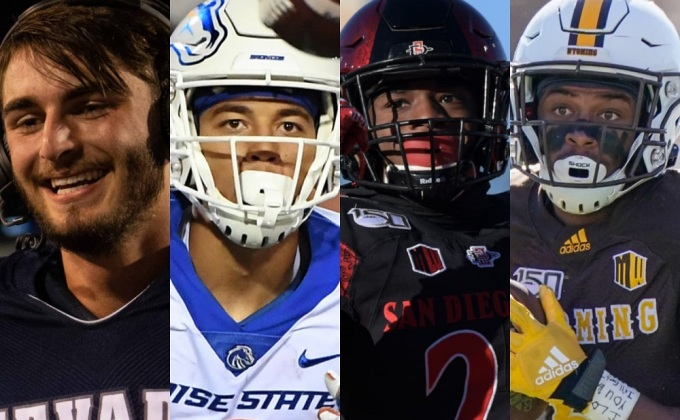 PODCAST: Mountain West Week 8 Football Preview AKA Opening Day