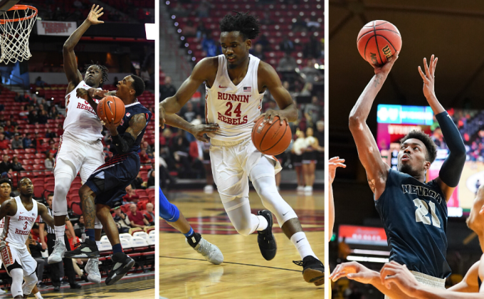 Six Former Mountain West Players Set To Make A Splash On New Teams In 2020-2021