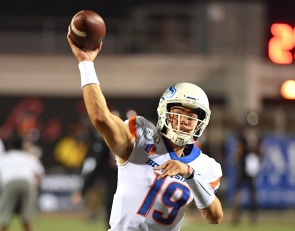 2020 Mountain West Football Top 50 Players: #6, Boise State QB Hank Bachmeier