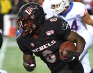 2020 Mountain West Football Top 50 Players: #9, UNLV RB Charles Williams