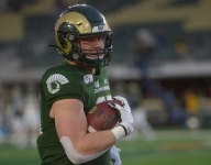 2020 Mountain West Football Top 50 Players: #16, Colorado State TE Trey McBride