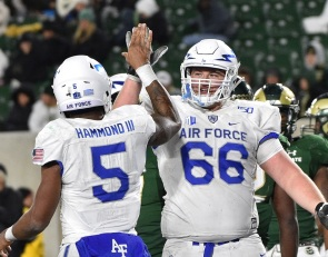 2021 NFL Draft Profile: Air Force OL Nolan Laufenberg