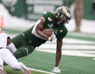 2020 Mountain West Football Top 50 Players: #1, Colorado State WR Warren Jackson