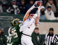 2020 Mountain West Football Top 50 Players: #3, Boise State WR Khalil Shakir