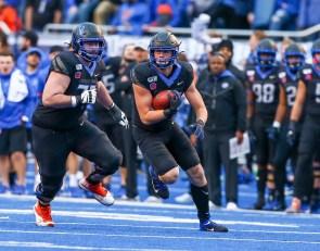 2021 NFL Draft Profile: Boise State TE John Bates