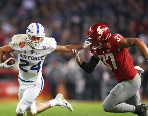2020 Mountain West Football Top 50 Players: #10, Air Force RB Kadin Remsberg