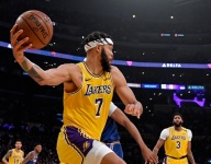 JaVale McGee brings millions inside the NBA bubble