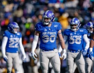 Air Force vs. San Jose State: Three Keys For An Air Force Victory