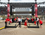 San Diego State Officially Breaks Ground On New Aztec Stadium