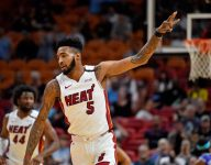 Miami, including Derrick Jones Jr., could be a threat to Milwaukee