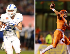 Week 5 College Football Rankings: Air Force, Boise State Earning Votes