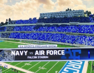 Preview: Air Force vs. Navy Simulation