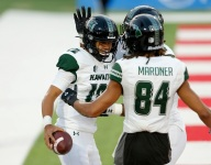 Hawaii Comes From Behind To Defeat New Mexico, 39-33