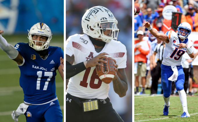 Week 9 Mountain West Quarterback Rankings: A New No. 1
