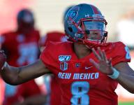 New Mexico Names Tevaka Tuioti Starting Quarterback