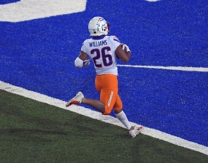 Boise State's Avery Williams Next Chapter Is NFL