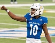 2021 NFL Draft Profile: San Jose State WR Tre Walker