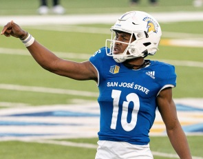2021 NFL Draft Profile: San Jose State WR Tre Walker