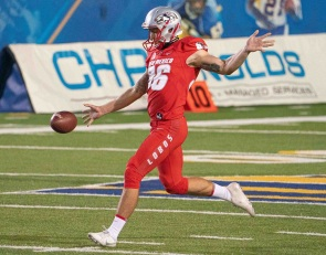 2021 NFL Draft Profile: New Mexico P Tyson Dyer