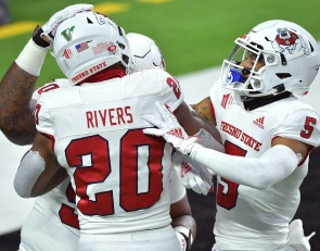 Ronnies Rivers Returns For Another Year At Fresno State