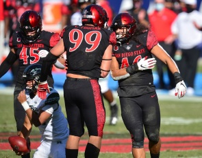 San Diego State To Play At Colorado This Weekend