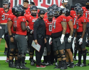 2021 UNLV Football Record Projection Per SP+