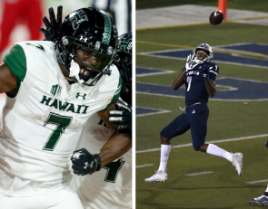 Hawaii's Defense Stifles Nevada To Win, 24-21