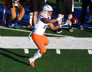 Boise State Holds Off Hawaii, 40-32