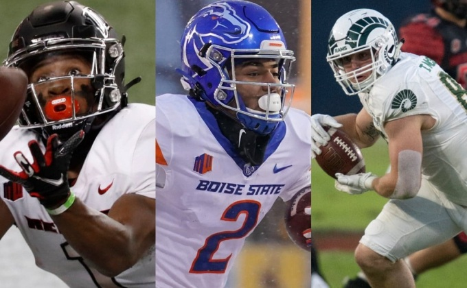 Mountain West Football: 2020 All-American Team Tracker