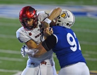 San Jose State Football: Cade Hall Is MWwire's 2020 Defensive Player Of The Year