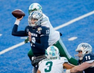 Nevada Football: Carson Strong Is MWwire's 2020 Offensive Player Of The Year