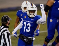 San Jose State Football: Spartans Enter Coaches Poll, AP Top 25 at #25