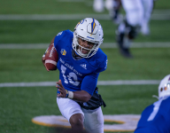 San Jose State Scores 23 Unanswered To Defeat Nevada, 30-20