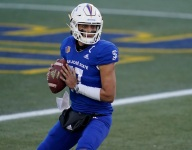 San Jose State Football: Nick Starkel Is MWwire's 2020 Newcomer Of The Year