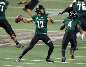 2021 Hawaii Football Record Projection Per SP+