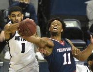 Fresno State Drops Both Games To Nevada