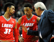 Former New Mexico Lobo Anthony Mathis is now in the G League