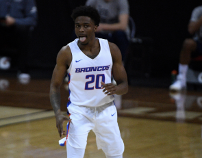 Boise State Narrowly Advance Past SMU With Game Winning Lay-Up, In 85-84 Win