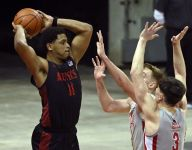 No. 19 Aztecs Defeat UNLV To Clinch Second Straight Mountain West Title