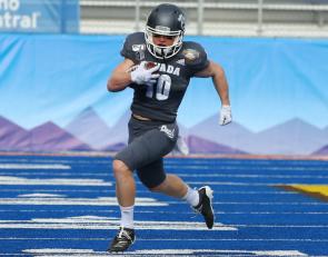 2021 NFL Draft Profile: Nevada WR Ben Putman