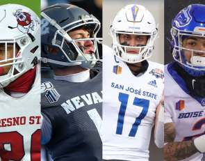 2021 Post-Spring Mountain West Football Rankings