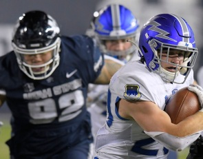 2021 Mountain West Football Top 50 Players: #44, Air Force RB Brad Roberts