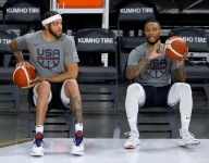 JaVale McGee joins U.S. Olympic Team as training camp wraps up