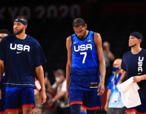 Tokyo 2020 Olympics: Team USA loses first game to France