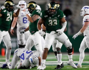 2021 Mountain West Football Top 50 Players: #36, Colorado State DT Manny Jones