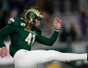 2021 Mountain West Football Top 50 Players: #34, Colorado State P Ryan Stonehouse