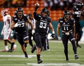 2021 Mountain West Football Top 50 Players: #37, Hawaii LB Darius Muasau