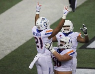 2021 Mountain West Football Top 50 Players: #46, Boise State G Jake Stetz
