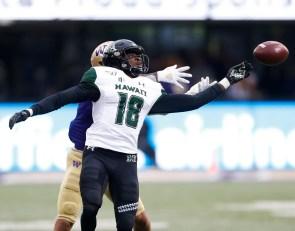 2021 Mountain West Football Top 50 Players: #33, Hawaii CB Cortez Davis